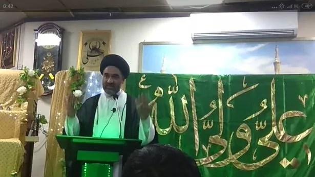 Celebrations for Eid al-Ghadir at Hussainia Mosque & Community Centre in Small Heath, Birmingham