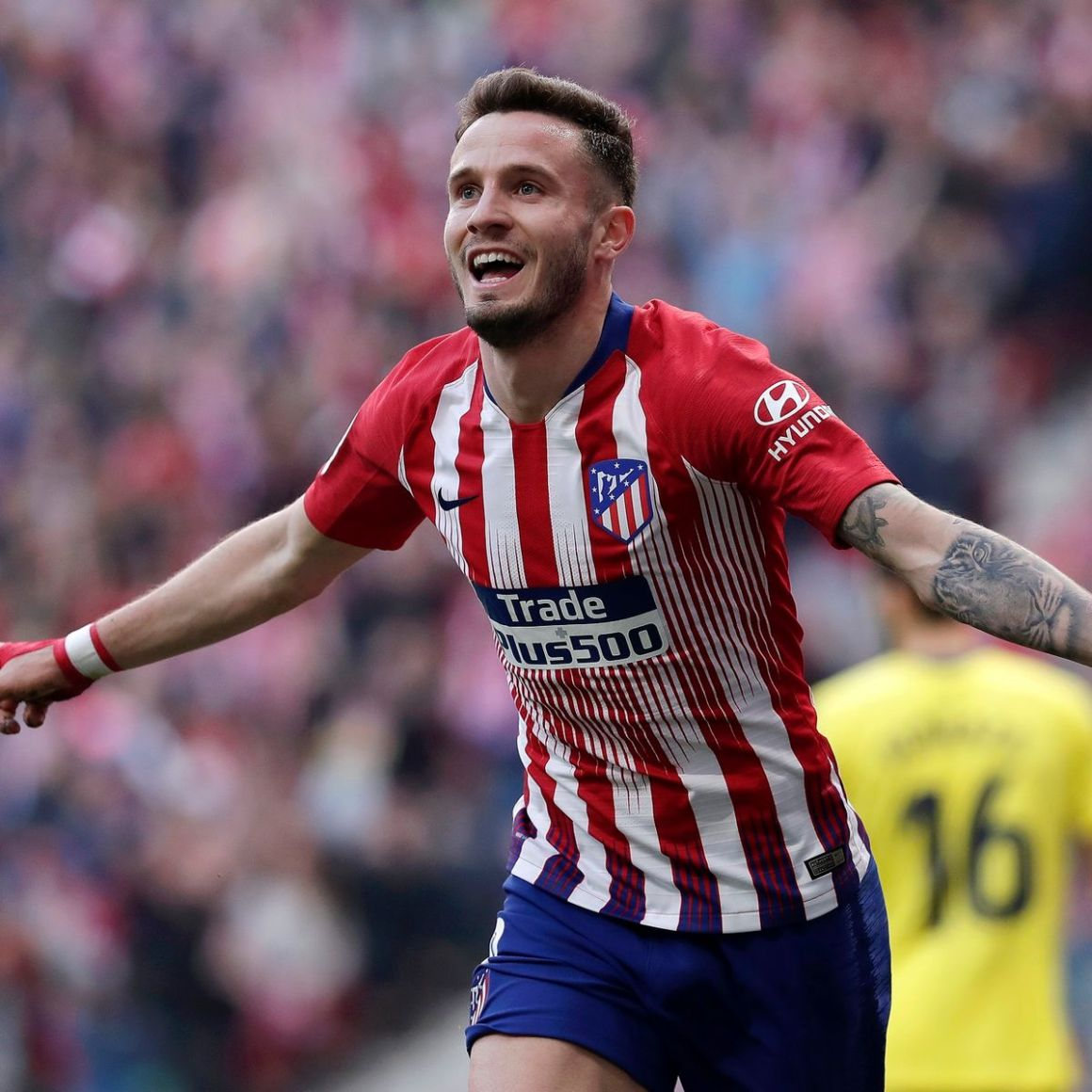Saul Niguez apologises for 'new club' stunt - Manchester Evening News