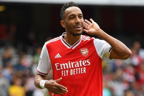 Arsenal ace Pierre-Emerick Aubameyang omission from Premier League ...