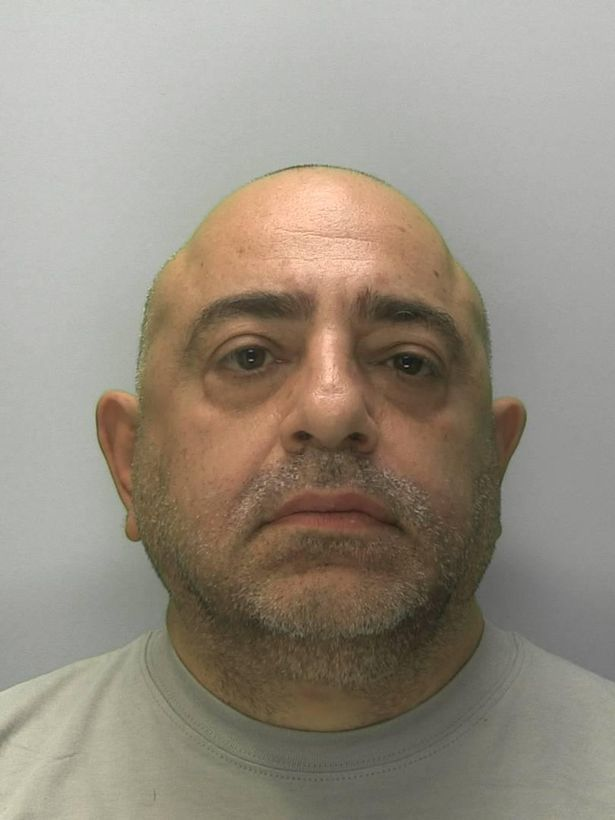 Andrew Giaquinto, 58, of Overbury Road, Gloucester, has been jailed for seven years and four months for his part in an UK-wide drugs gang.