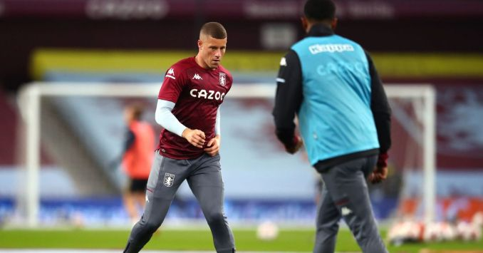 Aston Villa team to play Manchester United: Ross Barkley not in squad