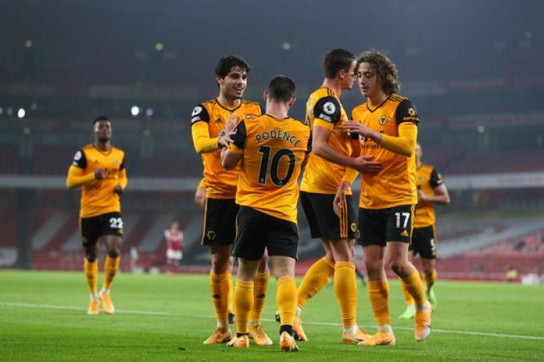 Arsenal fans all say the same thing about Wolves after 'pathetic' defeat -  Birmingham Live