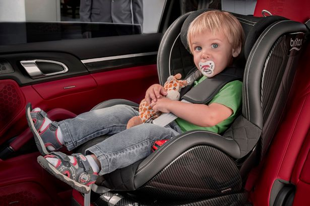 Baby Car Seat Laws In Illinois