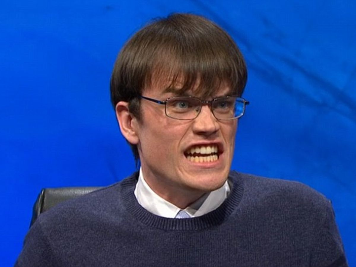Monkman I Don T Really Talk How I Did On University Challenge