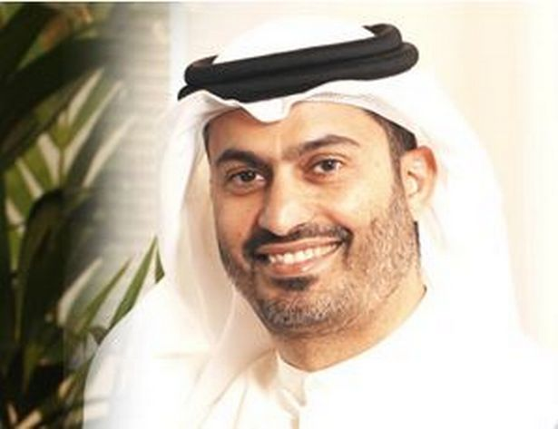 Sheikh Khaled Bin Zayed Al Nehayan, the man who wants to buy Newcastle United