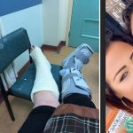 County Durham Woman Broke Both Ankles While Filming Tik Tok Video Dance Chronicle Live