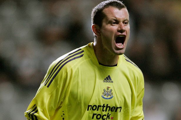 Newcastle United former goalkeeper Shay Given was born on this day ...