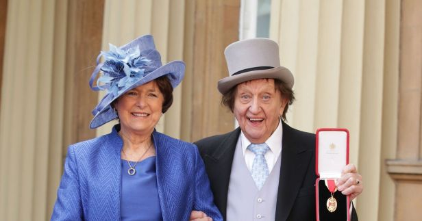 Image result for Sir Ken Dodd dies