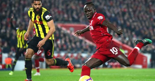 Liverpool FC 5 Watford 0 - As it happened and post-match ...