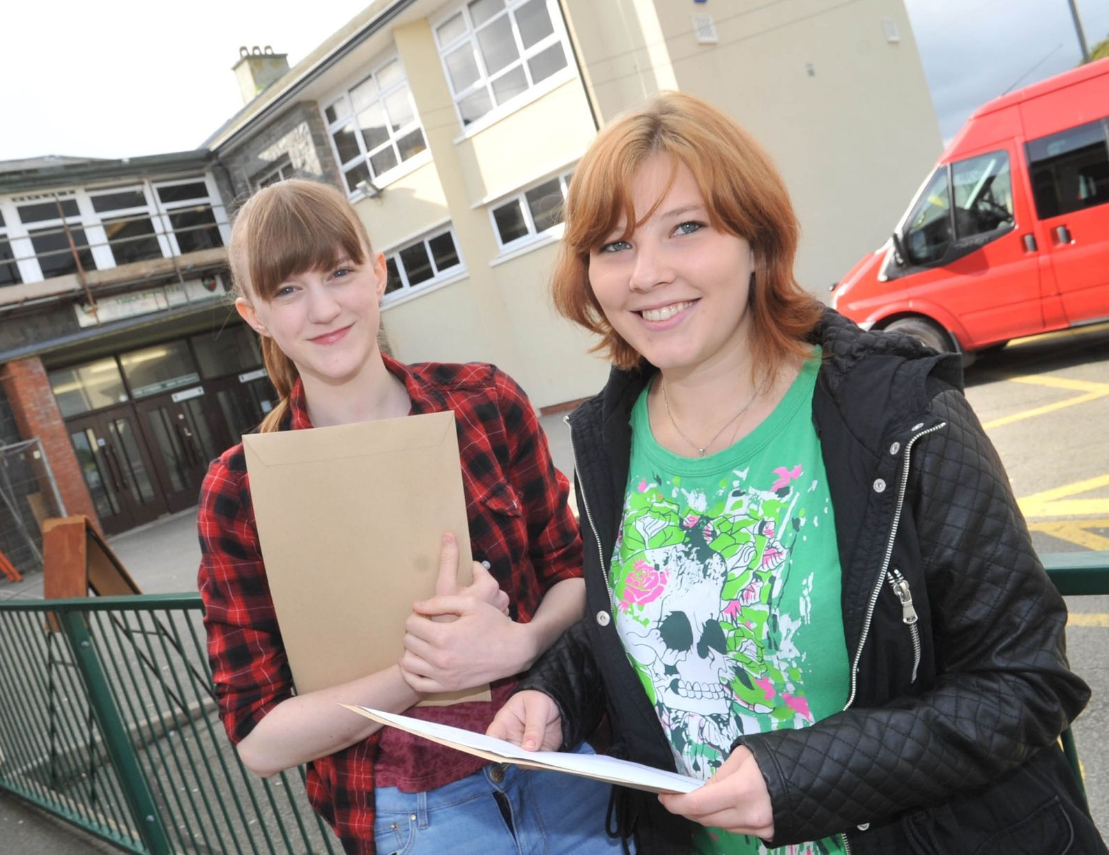 A Level Celebrations Across North Wales North Wales Live