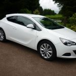 Used Vauxhall Astra Gtc Review Coupe S A Fun Family Car Daily Record