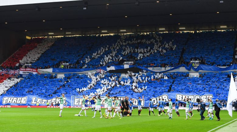 Image result for rangers fans