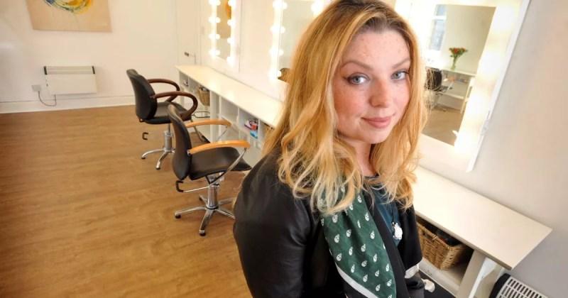 Scottish Make Up Artist Sara Hill