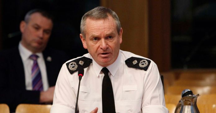 0 New Chief Constable of Police Scotland