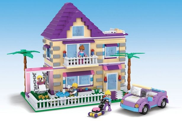 EXPIRED: Save 66% On Barbie's My Dream House From Lego