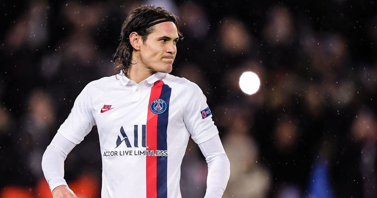 Man Utd on red alert while Edinson Cavani delivers the PSG transfer request