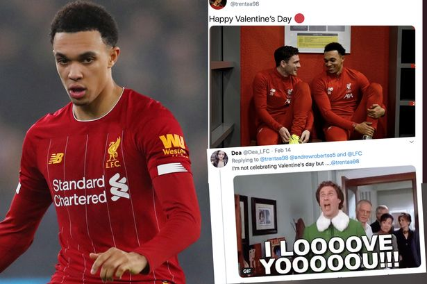 Liverpool Fans Respond With Epic Memes To Trent Alexander Arnold S