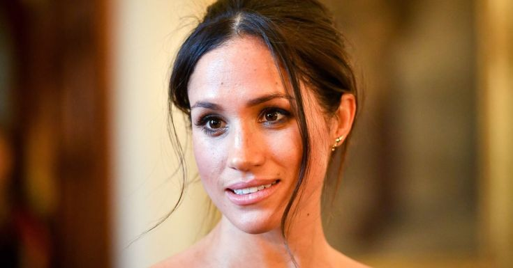 Meghan Markle told best friend she wanted to be 'Diana number two', Lady C says
