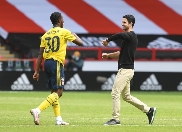 Mikel Arteta has made long-term vision for Arsenal attack clear