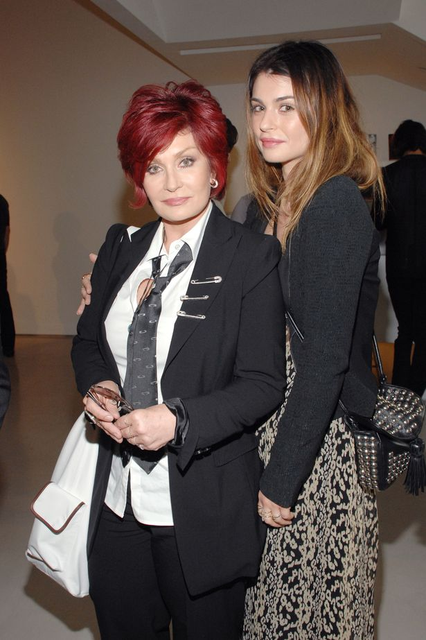 Aimee and her mom Sharon