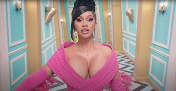 Cardi B accidentally uploaded a naked picture of herself