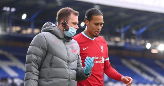 Liverpool Physics has issued a public defense after the injuries, which provokes criticism