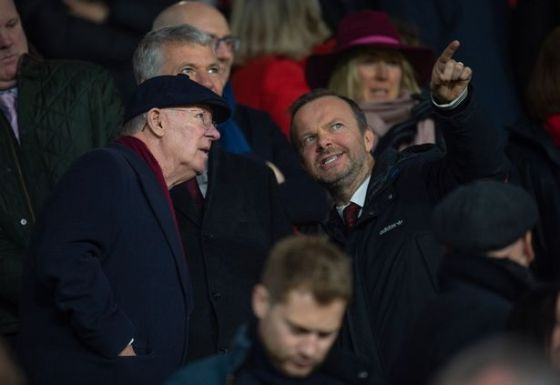 Apparently, Woodward and Ferguson did not always see eye to eye
