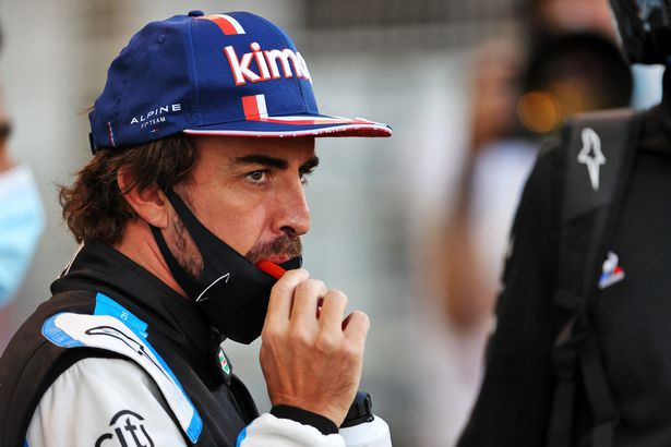 Fernando Alonso is the third wealthiest Formula One driver of all time