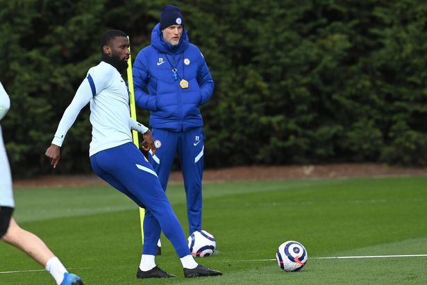 Antonio Rudiger 'removed' from Chelsea training after bust-up with Kepa  Arrizabalaga - Daily Star