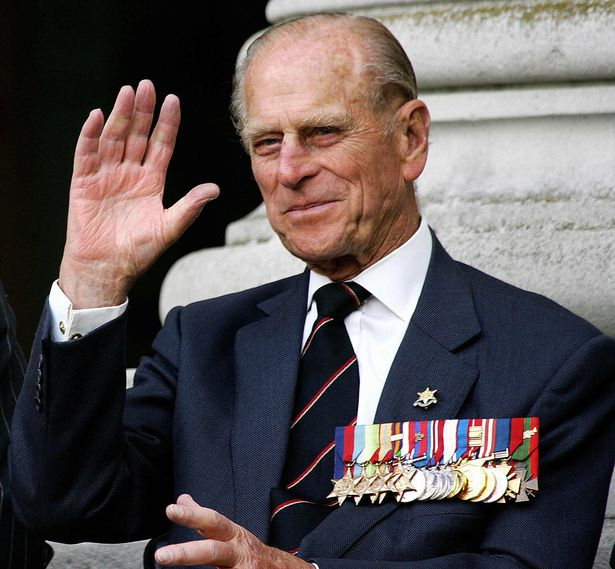 Prince Philip sadly died on Friday