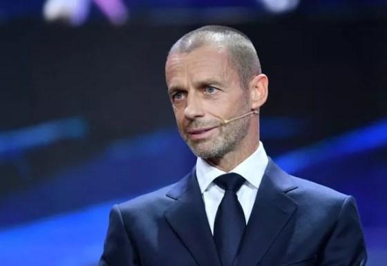 Presiden UEFA Aleksander Ceferin telah melancarkan serangan keras terhadap klub-klub yang ingin membentuk Liga Super Eropa