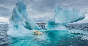 Days could get longer if polar ice caps continue to melt as the Earth gets heavier