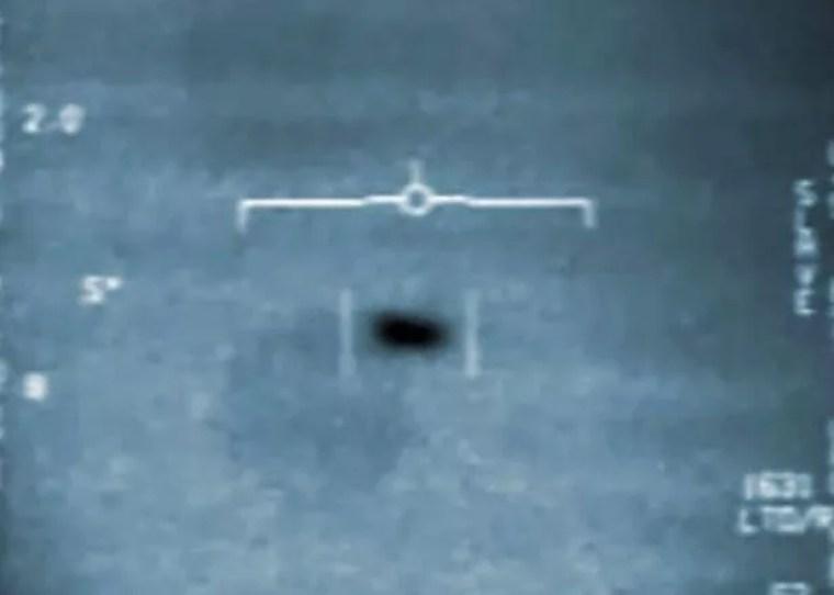 El ovni USS Nimitz que tuvo lugar en 2004