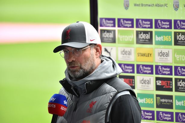 Liverpool boss Jurgen Klopp complained about the scheduling of games
