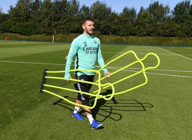 Wilshere is also taking his coaching badges while training with Arsenal