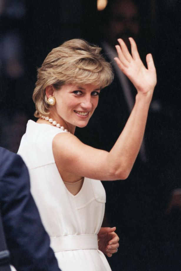 It was revealed in the documentary that Savile licked Princess Diana's hand and she recoiled from that
