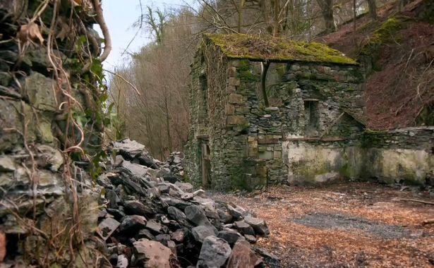 Rob and Ruth bought a 200-year-old blacking mill in Cumbria and they planned to build their new home on the site