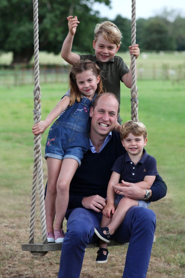 """6-year-old Princess Charlotte reportedly """"loves olives"""""""