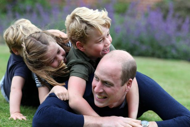 The youngest child Prince Louis, 3, reportedly loves beetroot