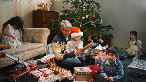 You'll be paid ahead of Christmas day