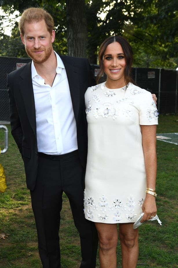 Prince Harry and Meghan Markle are 'stabbing royals in back', claims family butler