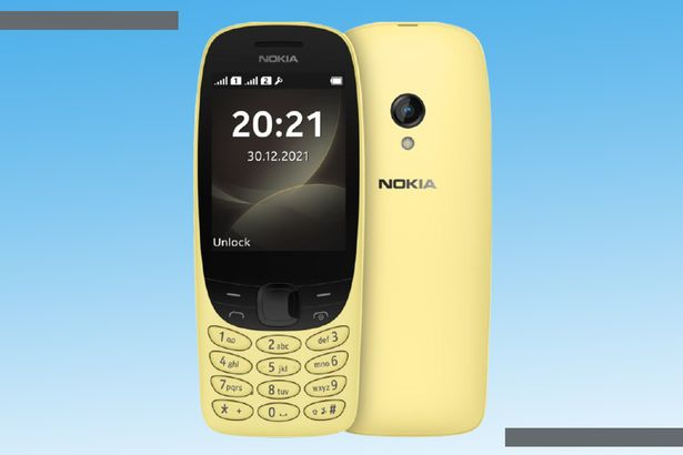 Nokia re-releases classic phone for 20th anniversary – it's under £60 and it's got Snake