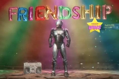 MK11 Robocop Friendship Input: How to do Robocop's Friendship in ...