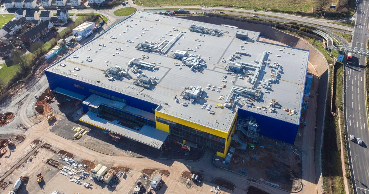 IKEA Exeter Has Just Revealed Its Grand Opening Date