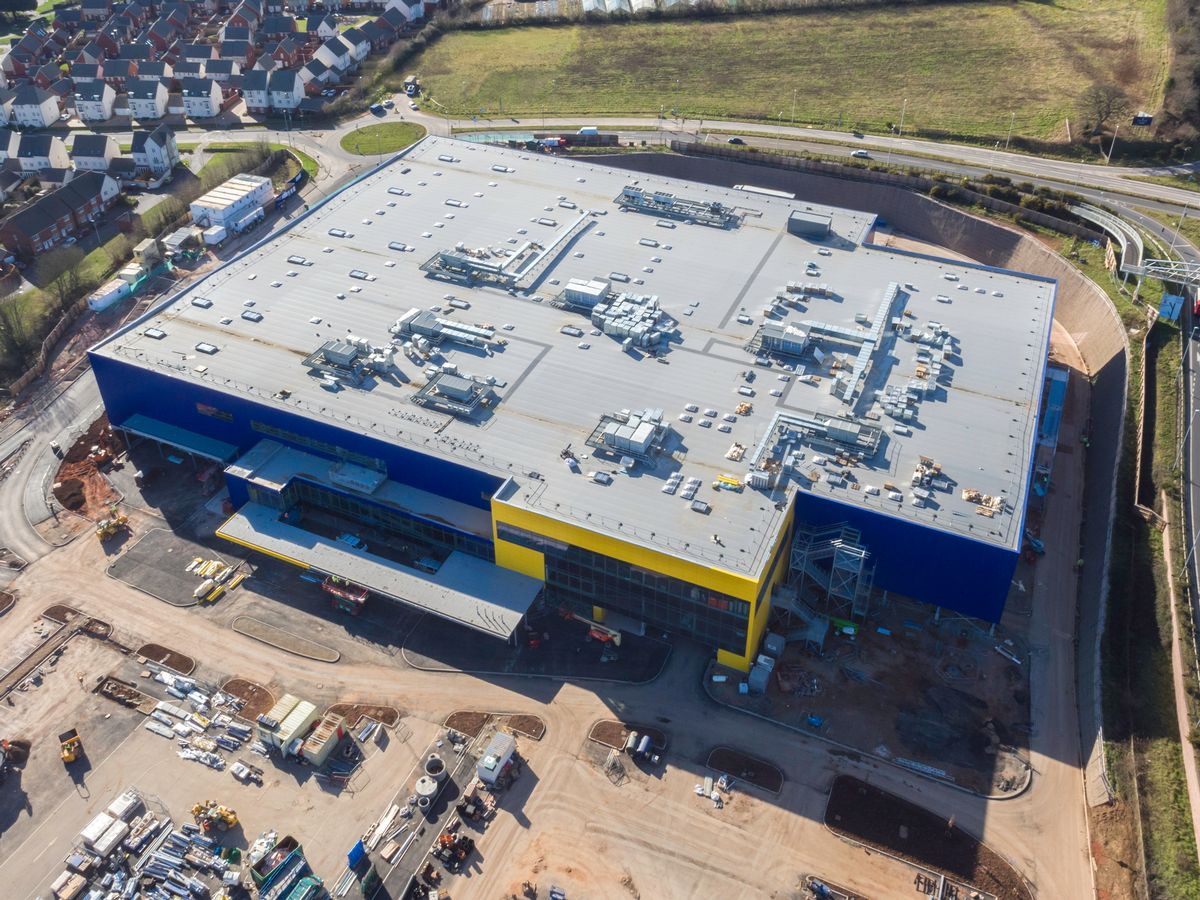 Ikea Announces It Will Open New Exeter Store In May 2018