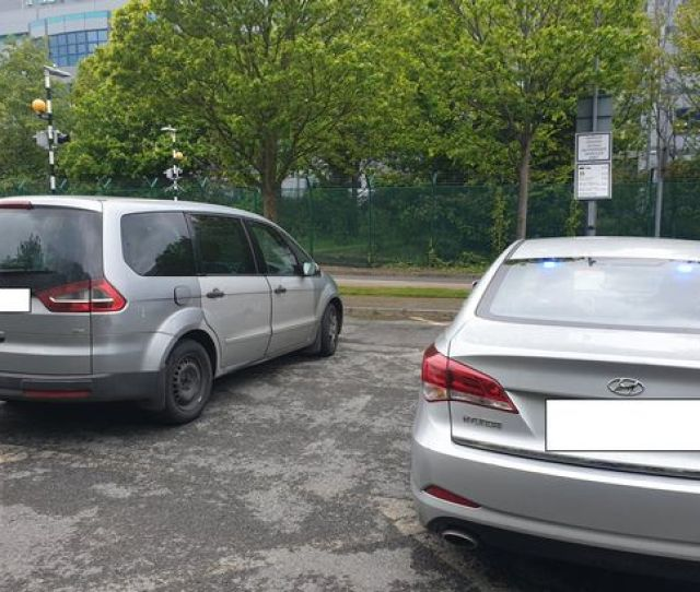 Fake Taxi Seized After Driver Attempted To Pick Up Young Couple At Dublin Airport