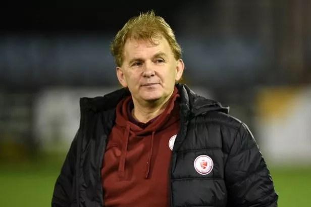 Sligo Rovers boss Liam Buckley is looking to burst the St Patrick's  Athletic bubble - Dublin Live