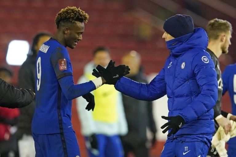 Thomas Tuchel explains where it's going wrong for Tammy Abraham with lack  of minutes at Chelsea - football.london