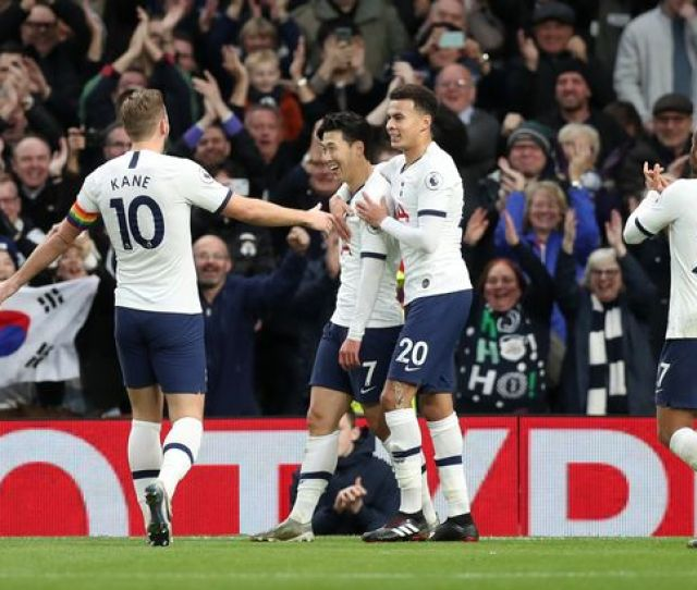Defenders Make Their Mark But Son Heung Min Steals The Show