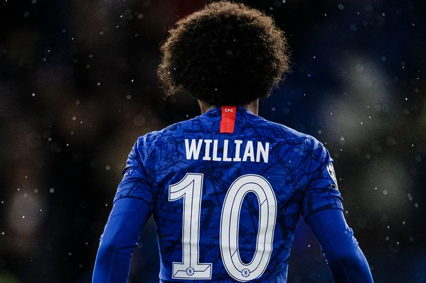 Willian latest: Juventus 'considering' summer move for Chelsea ace ...